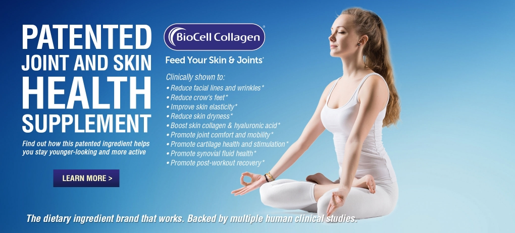 The brand that really works. Backed by multiple human clinical trials.