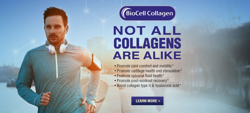 Not all Collagens are alike